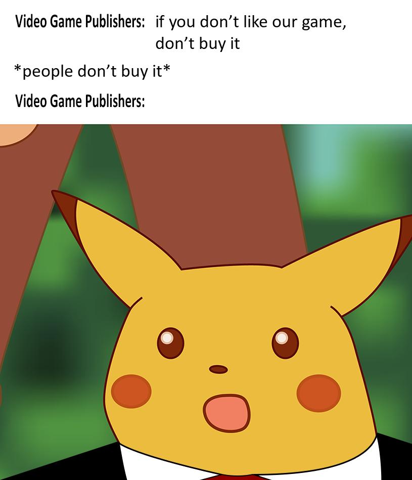 Pikachu Memes