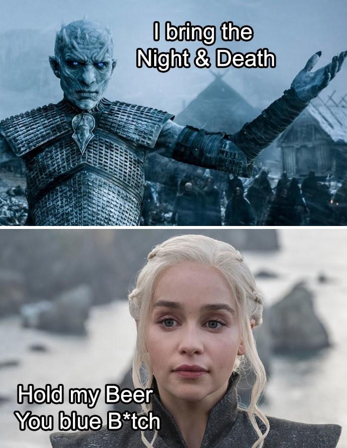 Game of Thrones Season 8 Memes