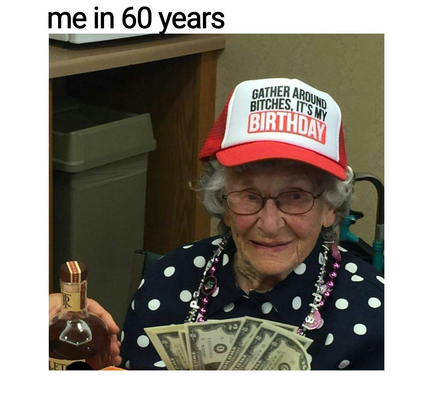Birthday Memes