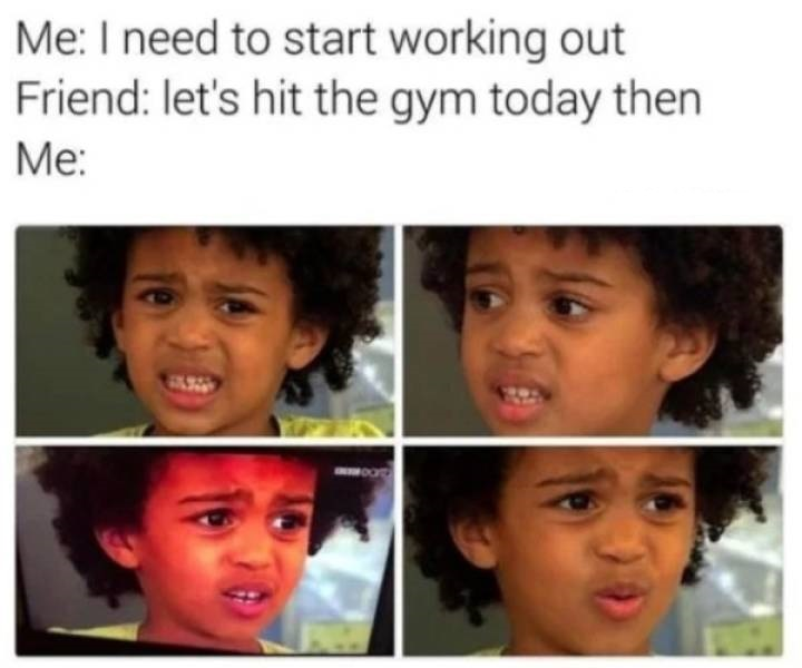 Gym Memes